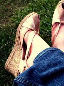 Espadrilles Schuhe